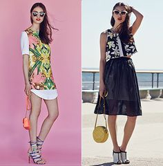 Love the new look @Shopbop featuring Sheer Trends