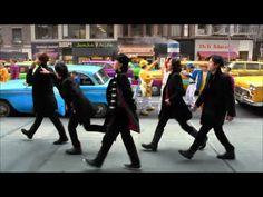 【SoftBank|TVCM】#Smap→NY 「COLOR LIFE篇」メイキング~CM(2009年)♪ ロコモーション(Grand Funk)ソフトバンク Ad - YouTube