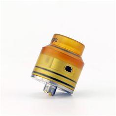 original ADVKEN gorge RDA bottom refilling design E CIgarette buildable dripper atomizer fit squonk mod vs ADVKEN CP RTA #Affiliate