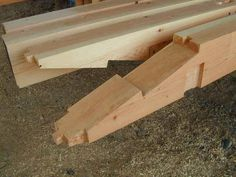 post and beam joints - Google Search