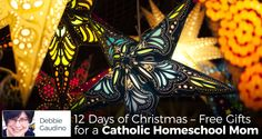 '12 Days of Christmas' Gifts for a Catholic Homeschool Mom