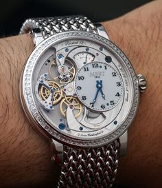 Bovet Recital 12 Watch Hands-On: The Thinnest One Yet