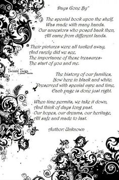 Family History Scrapbook Genealogy Quotes Ideas For 2019 Genealogy Quotes, Family Genealogy, Family History Quotes, Heritage Scrapbooking, Scrapbooking Ideas, Scrapbook Titles, Vintage Scrapbook, Family Photo Album, Photo Book
