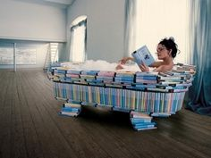 creative things to do with books