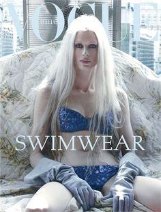 Swimwear by Steven Meisel, May 2011