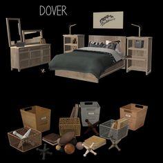 Riekus13 — Dover Bedroom