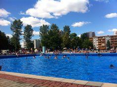 Kraków swimming pool