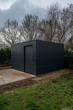 Design Gartenhaus by desogn@garten mit HPL - niemals streichen! Luxemburg