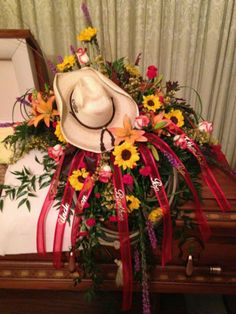 Fitting tribute for a true cowboy