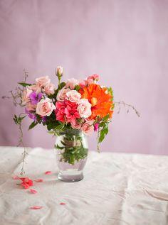Depuis un an, je m'achète des fleurs plusieurs fois par mois.Les bouquets de mon fleuriste de quartier sont un peu démodés alors je choisis mes propres fleurs. La propriétaire ne comprend pas toujours mon choix de couleurs et elle essaie souvent de me vendre un oiseau de paradis. Mais ça ne fonctionne pas. Je préfère …