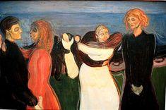 Edvard Munch -  (1890) - Google Search
