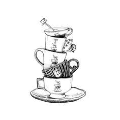 cups & mugs @ www.teastreet.nl