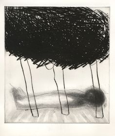 Etching - Yann Kebbi