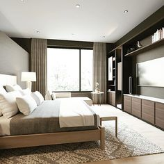 •master bedroom•  #adearquitectos #interiordesign #queretaro #project