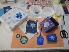 Celtic Snowflakes are original artwork by Kim Victoria made into rubber stamps. Trinity stars, Knot-work crystals, Shamrock star, Claddagh star, Thistle Crystal, Celtic Cross