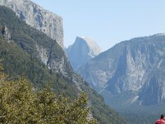 Of course we had to visit Yosemite!