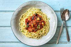 An manchen Tagen darf es ein abenteuerliches Rezept sein, an anderen Tagen wiederrum soll es schnell gehen, damit genügend Zeit bleibt, die Füße hoch zu legen. Dieses klassische italienische Gericht ist nicht nur lecker, sondern auch schnell und einfach zubereitet. So kann Feierabend schmecken!