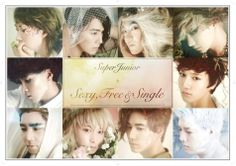"Super Junior - ""Sexy Free & Single"" (2012)"