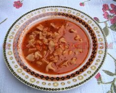 MANTI-ÇORBASI-(YÜKSÜK-ÇORBASI)-(Adana)