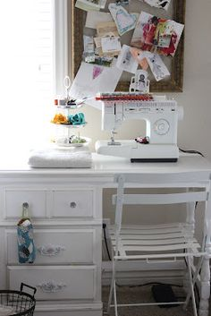 Sewing Corner Nook