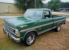 1971 Ford Ranger Maintenance/restoration of old/vintage vehicles: the material… 1979 Ford Truck, Old Ford Trucks, Ford Ranger For Sale, Mustang, Ford Ranger Pickup, F100 Truck, Pickup Trucks For Sale, Classic Pickup Trucks, Us Cars