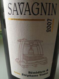 Savagnin - Domaine Stephane Tissot - 2007