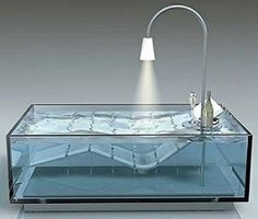Vasche da bagno design moderno