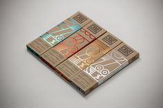 CRUDE - Raw chocolate by Happycentro. #packaging #print #publicidad #graphicdesign #artdirection #brand #ilustracion