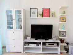 My living room / Il mio salotto - Fusa & Muffin
