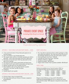 The Flying Cupcake Bakery-Menu, Pricing, Event Planning - Private Event Space