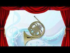 Los sonidos de los instrumentos musicales P.2 - Discriminación Auditiva - Juego Educativo #