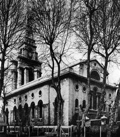 Christ church whitchapel