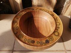 Serving Bowls, Decorative Plates, Tableware, Wood, Home Decor, Dinnerware, Decoration Home, Woodwind Instrument, Room Decor