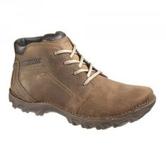 8a4562dd Caterpillar Transform Beige Men's Lace Up Boots #caterpillar #boots #style  #fashion #. Botas Caterpillar HombreZapatos ...