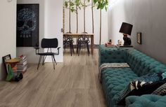 Ceppo timber inspired porcelain Timber Tiles, Porcelain Tile, Stoneware, Interior Decorating, Couch, Colours, Flooring, Architecture, Ua