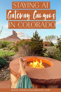 Staying at Gateway Canyons in Colorado • Lesser Known Girls' Trip Hotel in United States Usa Travel, Travel Tips, Adventure Resort, 5 Star Resorts, Helicopter Tour, Adventure Activities, Beautiful Hotels, Home And Away, Horseback Riding