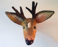 Paper maché Deer