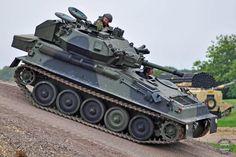 FV101 Scorpion Armored Reconnaissance Vehicle (United Kingdom)