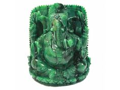 Lord Ganesha is widely revered as the remover of obstacles. Buy Ganapati Idol for Ganesh Chaturthi, Buy god and goddesses sculptures and idols online visit http://soundofvedas.com/collections/deity-idols Free worldwide shipping.