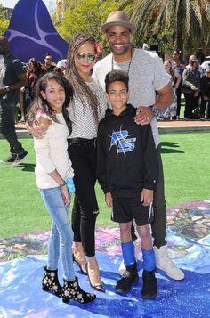 soph-okonedo: Nicole Ari Parker and actor Boris Kodjoe Mixed Families, Black Families, Black Celebrities, Celebs, Black Historical Figures, Nicole Ari Parker, Beautiful Family, Beautiful Things, Beautiful People