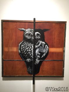 Exhibition of Roa in NYC