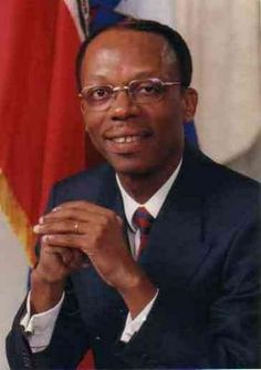 Aristide was president for 2 years and passed of the role to Rene Prevel who then went ahead to lead haiti for 5 years.