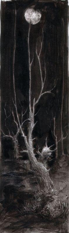 A TREE- Santiago Caruso