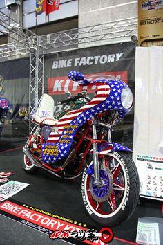 Osaka Auto Messe JDM Tsurikawa bosozoku bikes