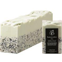Badeanstalten Soap ---  Iben still makes amazingly beautiful soap. :)