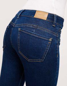 Jeans push up - Push-up - Bershka España