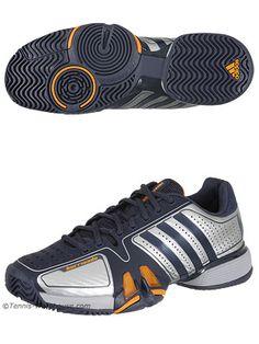 d64ca5acba0e8 adidas barricade 7.0 Silver Urban Sky best tennis shoe ever Adidas  Barricade