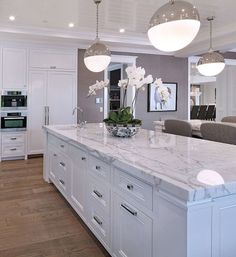 Tips For Finding and Buying The Right Kitchen Cabinets - CHECK THE PICTURE for Various Kitchen Ideas. 27842253 #kitchencabinets #kitchenisland