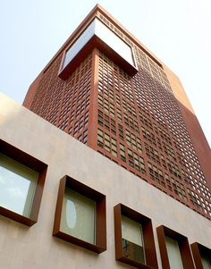 Upper Court of Justice Foeign Affairs Ministry Buildings Mexico City, architect, Ricardo Victor Legorreta