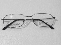 Mens Autoflex 58 Eyeglasses Brand New!! Lightweight, Durable, Memory Titanium! #Flexon